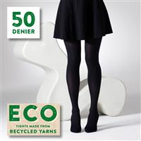 03cbcee874154 gipsy eco recycled yarn tights (50 denier)