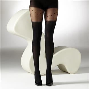 a5ec2abce6ec5 SPOT OVER THE KNEE TIGHTS